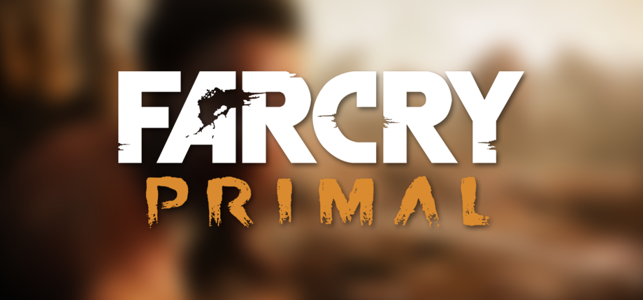 Far Cry Primal 13 HD blurred