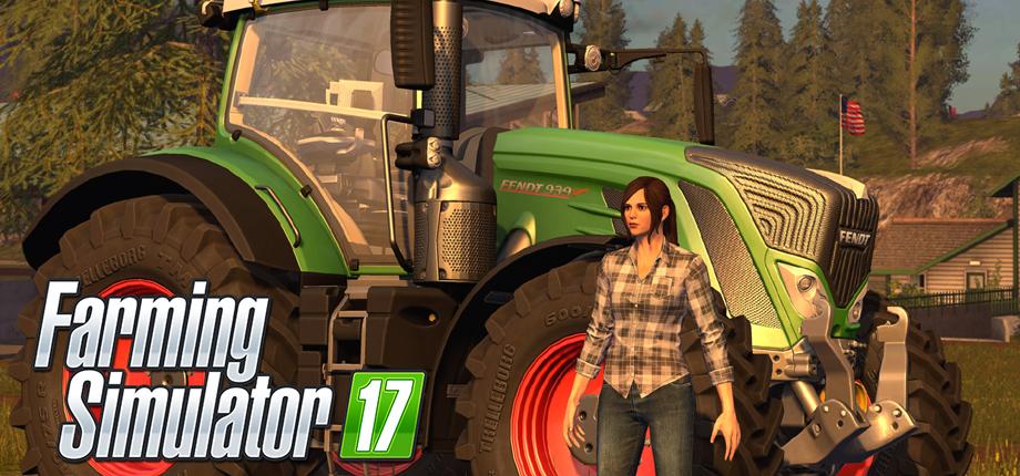 Farming Simulator 17 06 HD