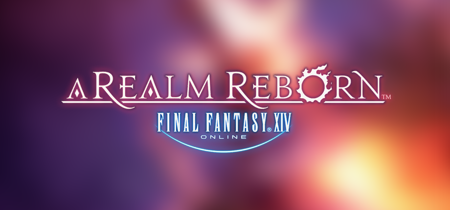 FF XIV A Realm Reborn 04 HD blurred