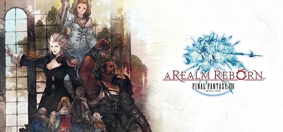 FF XIV A Realm Reborn 13 HD