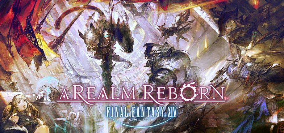 FF XIV A Realm Reborn 17 HD