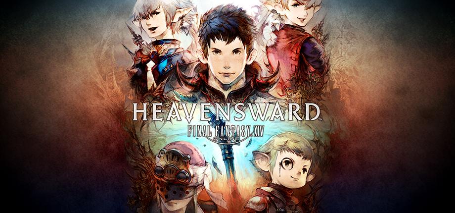 FF XIV Heavensward 27 HD