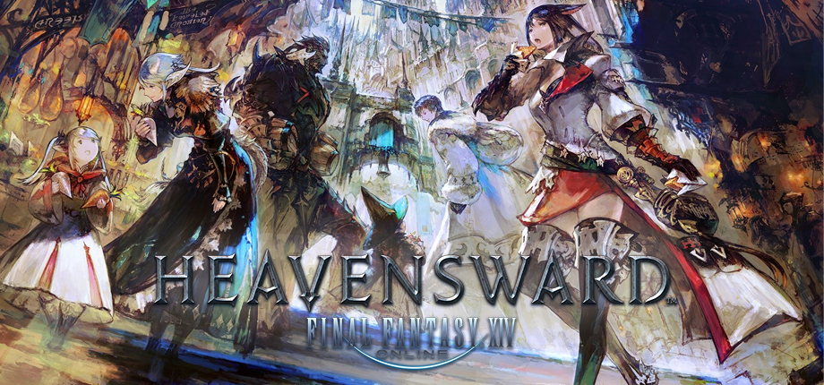 FF XIV Heavensward 29 HD