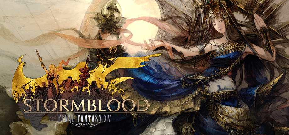 FF XIV Stormblood 06 HD
