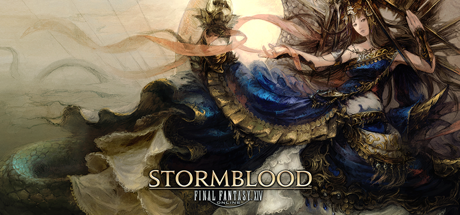 FF XIV Stormblood 07 HD
