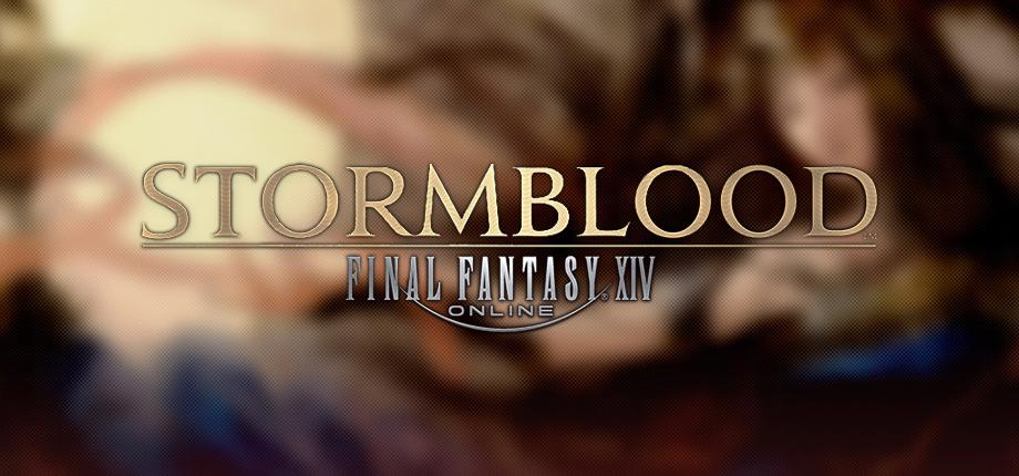 FF XIV Stormblood 17 HD