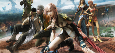 Final Fantasy XIII 12 textless