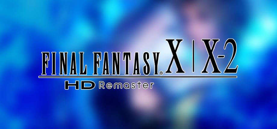 Final Fantasy X X-2 HD Remaster 03 HD blurred