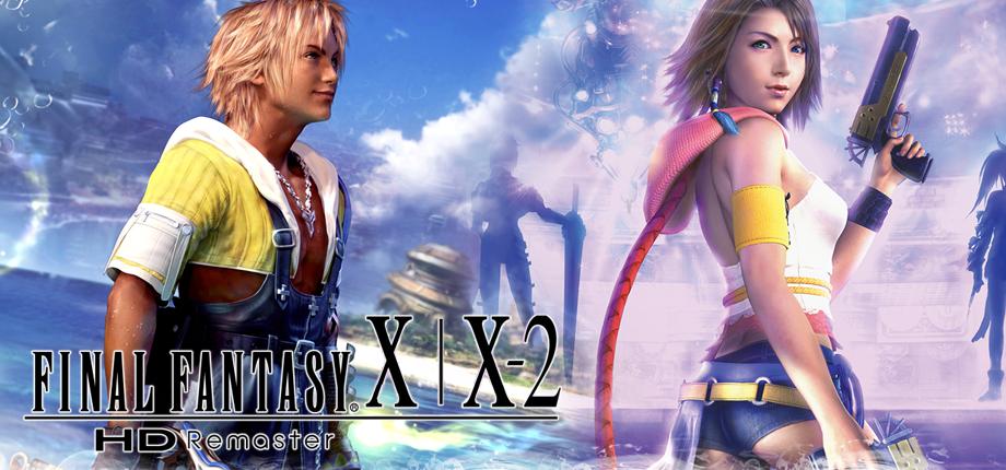 Final Fantasy X X-2 HD Remaster 09 HD