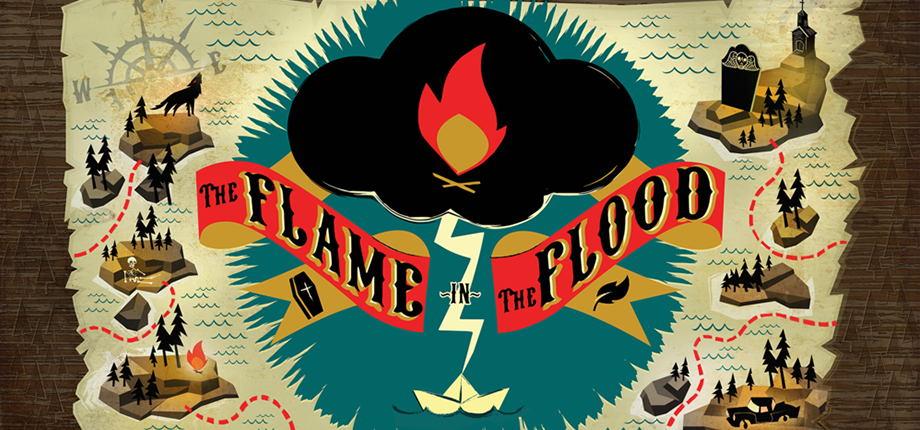 The Flame in the Flood 01 HD