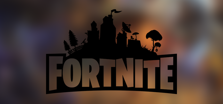 Fortnite 09 HD blurred