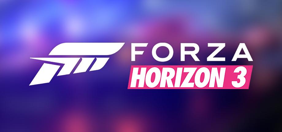 Forza Horizon 3 30 HD blurred