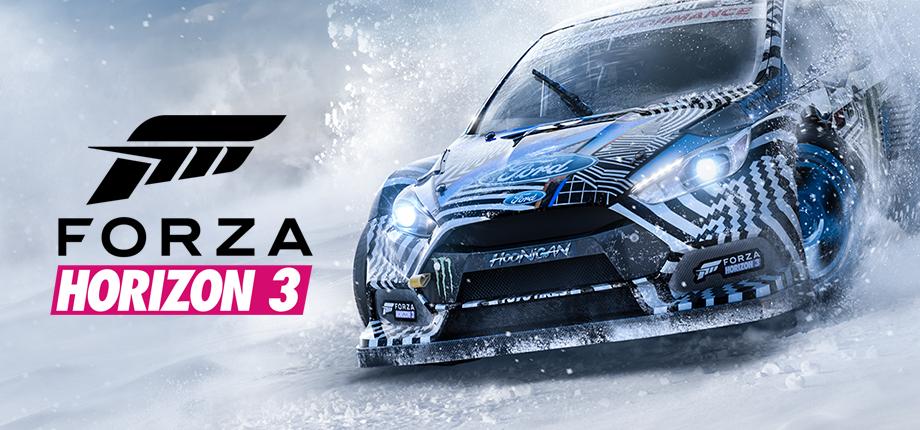 Forza Horizon 3 33 HD Blizzard