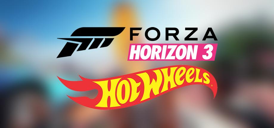Forza Horizon 3 38 HD Hot blurred