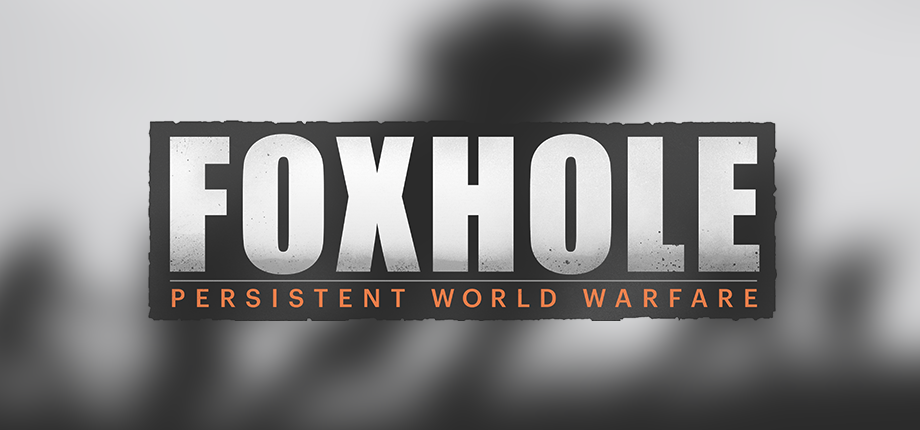 Foxhole 03 HD blurred