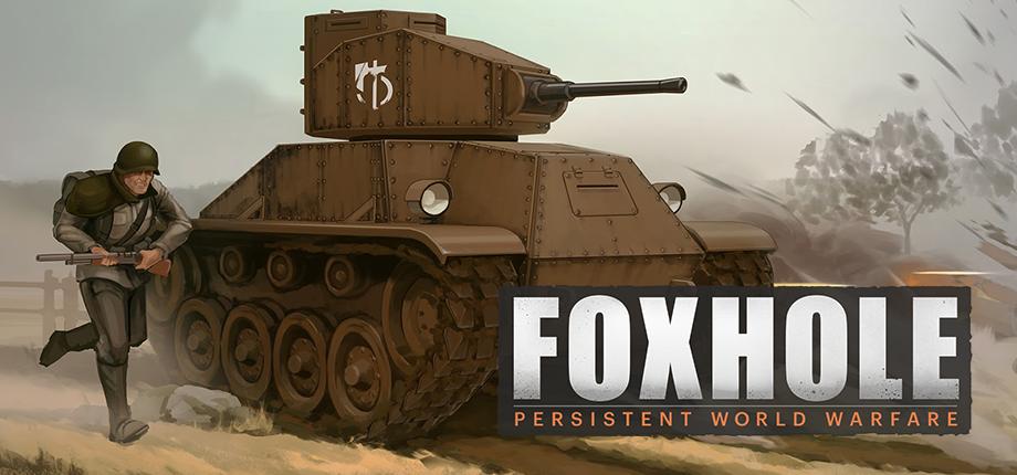 Foxhole 21 HD