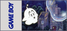 Game Boy - Bubble Ghost