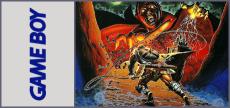 Game Boy - Castlevania Adventure