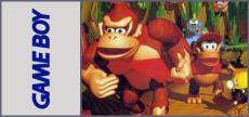Game Boy - Donkey Kong Land 1