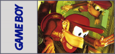 Game Boy - Donkey Kong Land 2