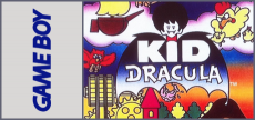 Game Boy - Kid Dracula