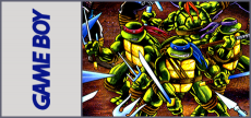 Game Boy - TMNT Fall of the Foot Clan