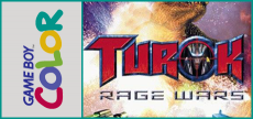 GBC - Turok Rage Wars