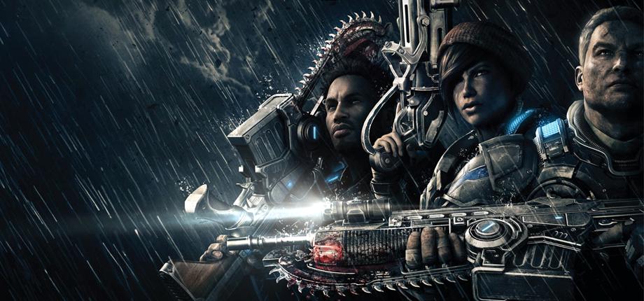 Gears of War 4 06 HD GI textless