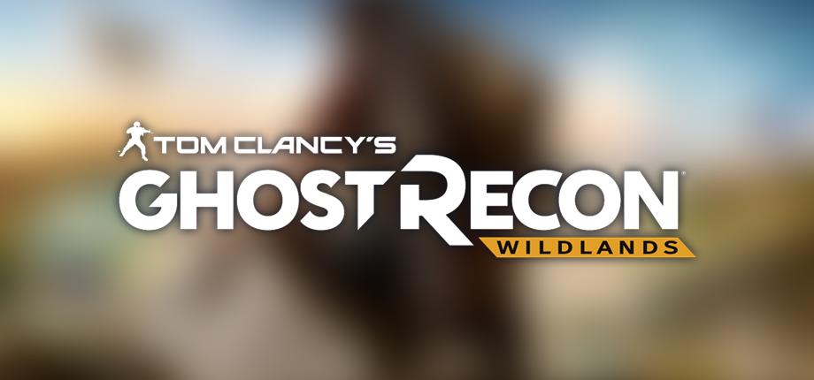 Ghost Recon Wildlands 05 HD blurred