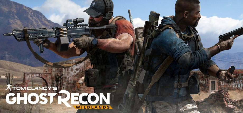 Ghost Recon Wildlands 11 HD
