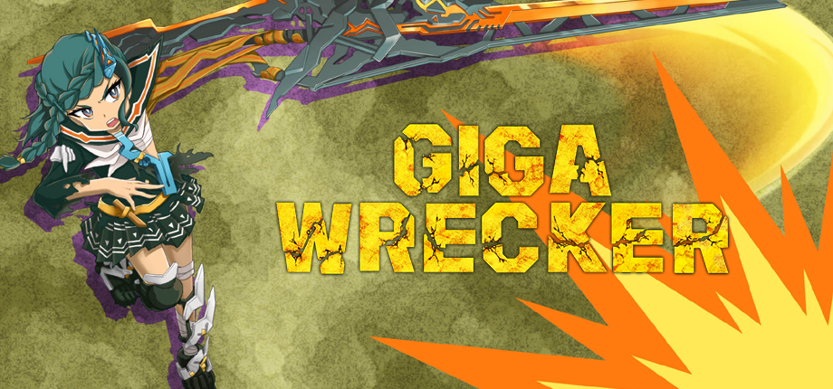 Giga Wrecker 10 HD