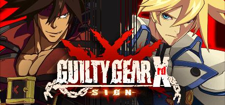 Guilty Gear Xrd Sign 02
