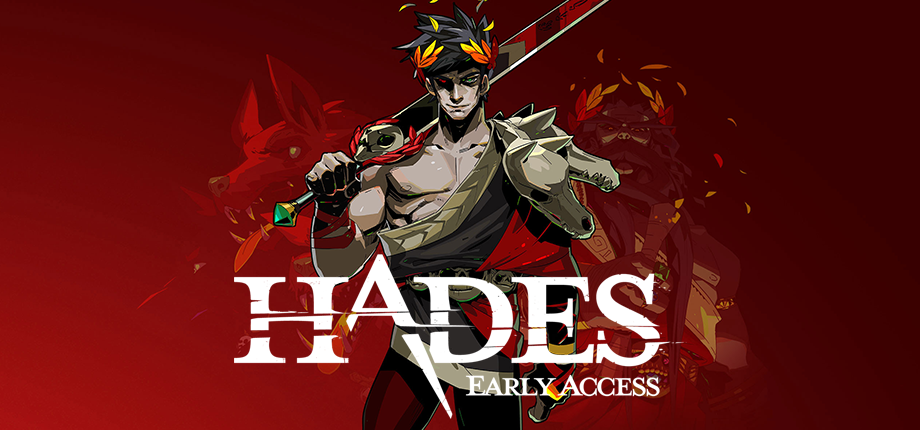 Hades – Jinx's Steam Grid View Images