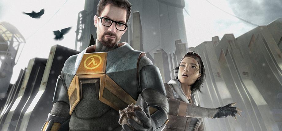 Half-Life 2 06 HD textless