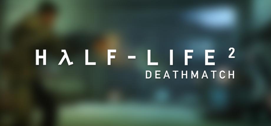 Half-Life 2 DM 03 HD blurred