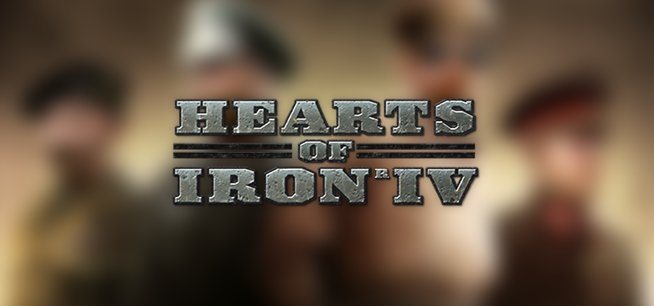 Hearts of Iron IV – Jinx's Steam Grid View Images