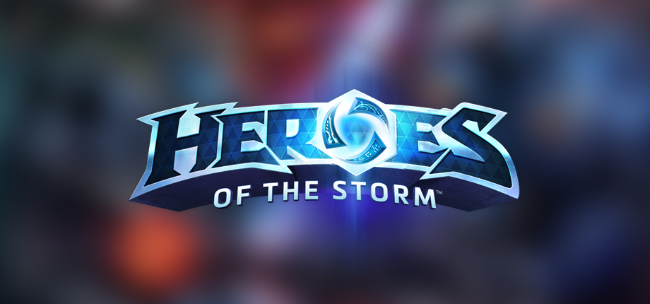 Heroes of the Storm 03 HD blurred