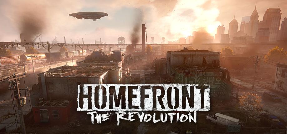 Homefront The Revolution 08 HD