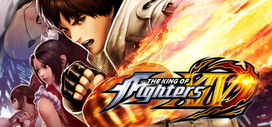 The King of Fighters XIV 01 HD