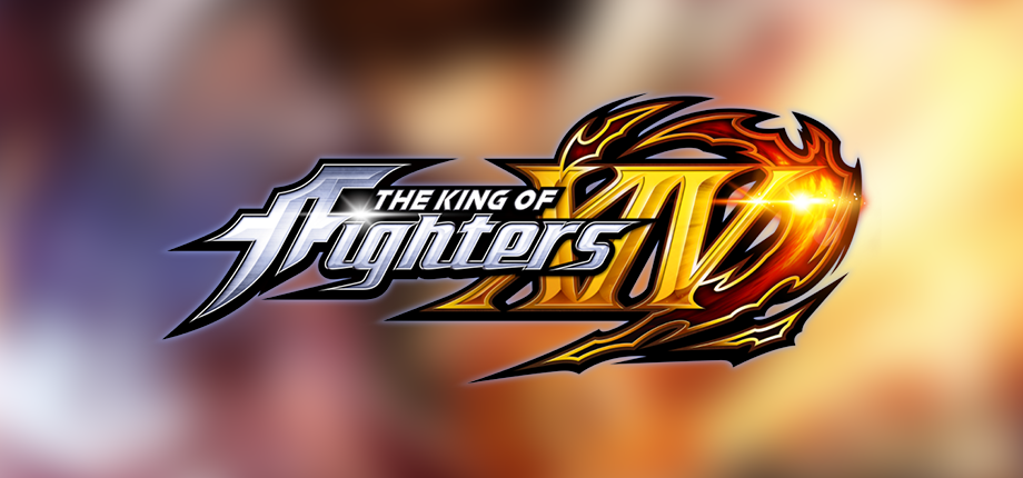 The King of Fighters XIV 03 HD blurred