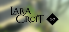 Lara Croft GO 03 HD blurred