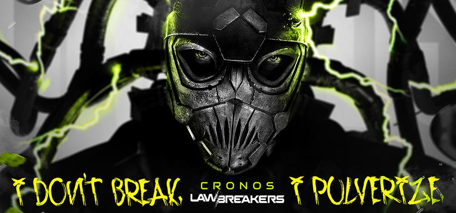 LawBreakers 15 HD Cronos