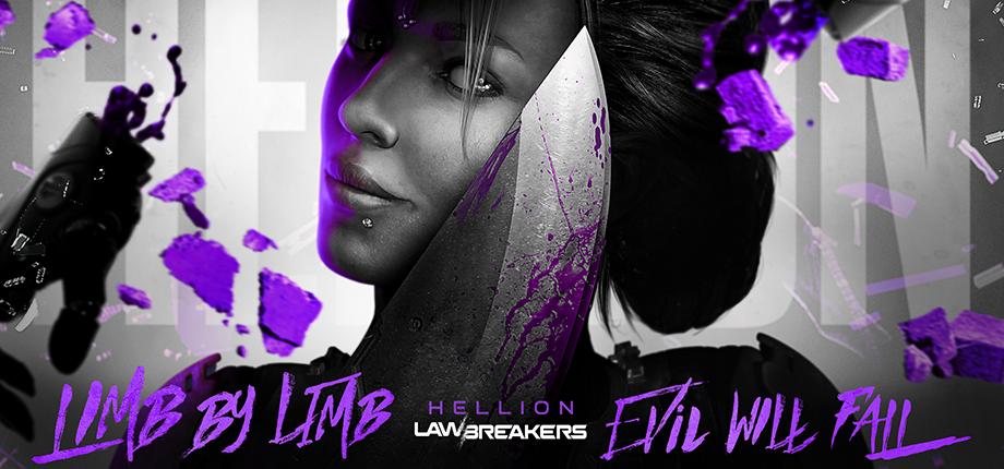 LawBreakers 17 HD Hellion