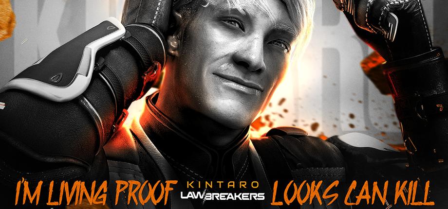 LawBreakers 19 HD Kintaro
