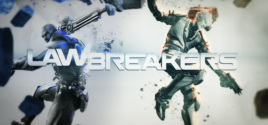 LawBreakers 28 HD Enforcer