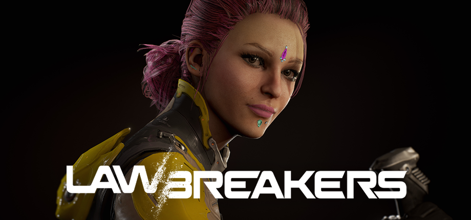 Lawbreakers 46 HD