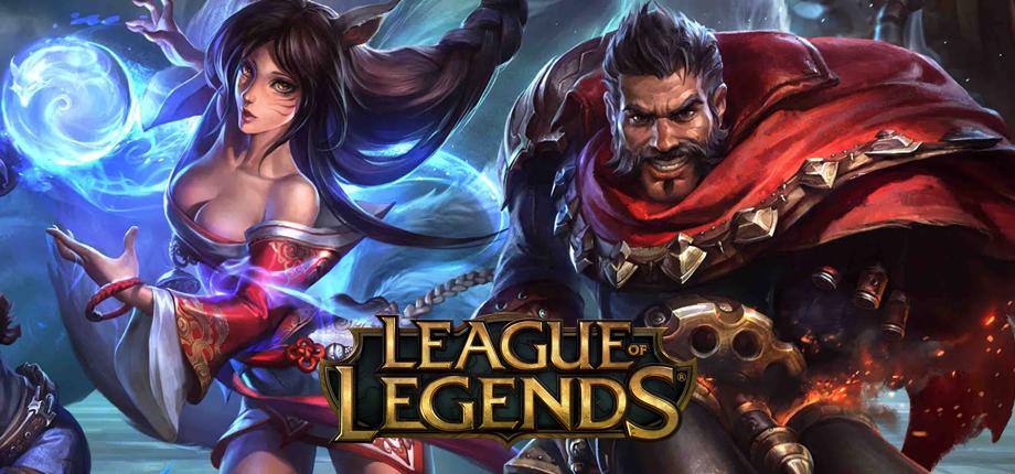 League of Legends 04 HD