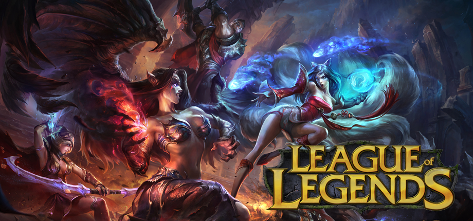 League of Legends 05 HD