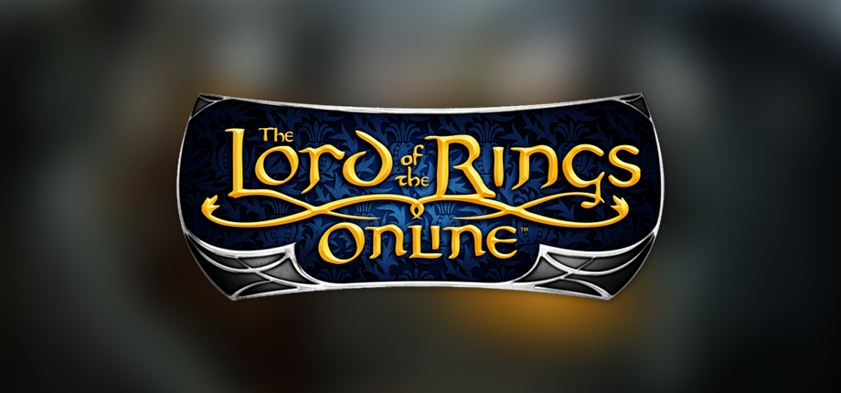 The Lord of the Rings Online 03 HD blurred