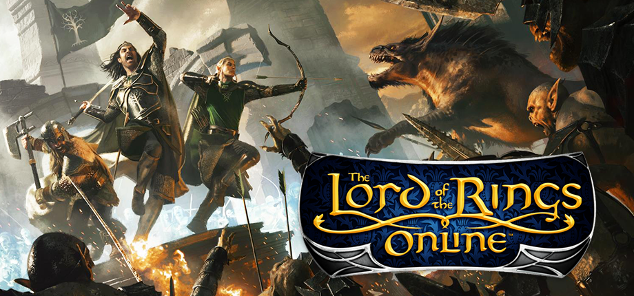The Lord of the Rings Online 08 HD